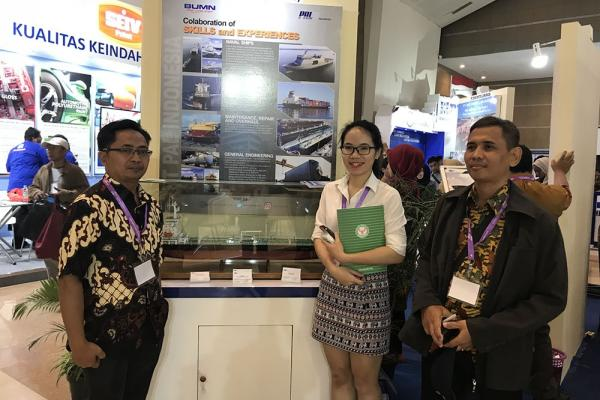 Welding and Cutting Materials Fair in Indonesia