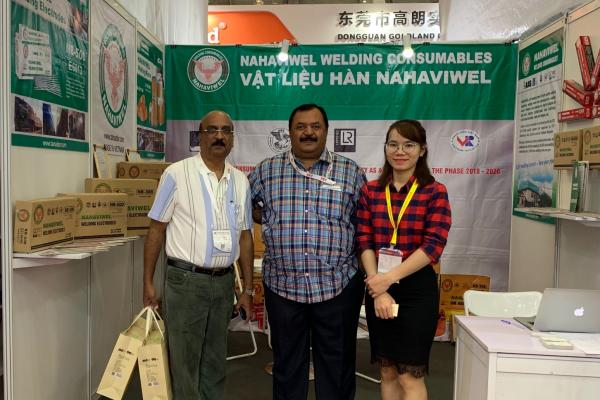 Welding Consumables Fair in China