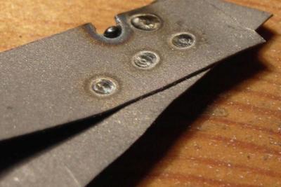 III.(3) Kỹ thuật hàn que với thép mỏng