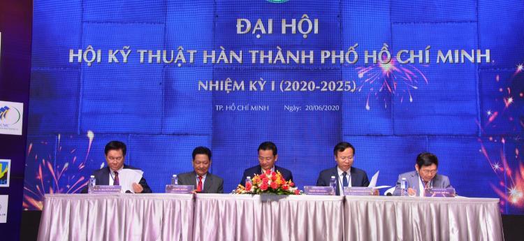 ĐẠI HỘI HỘI KỸ THUẬT HÀN TP HỒ CHÍ MINH - NHIỆM KỲ I (2020 -2025) -Video