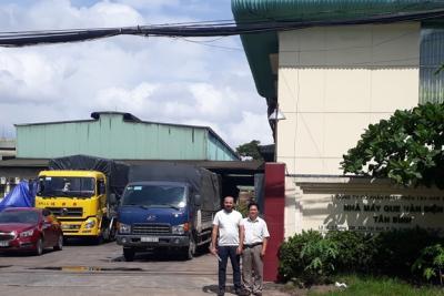 18/07/2018: Khách hàng Nam Phi thăm nhà máy Nahaviwel