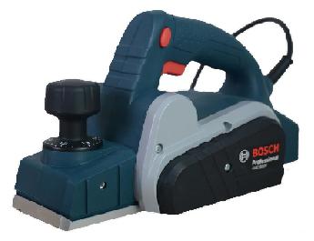Máy bào Bosch GHO 6500 Professional hoạt động mạnh mẽ nhờ bàn trượt 3 rãnh cắt 3V