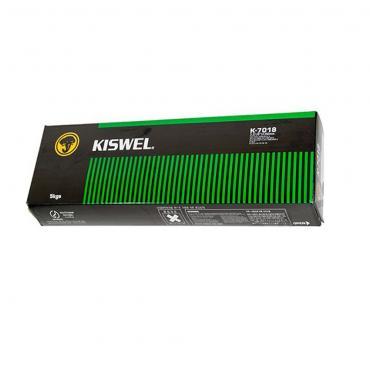 KISWEL High Tensile Steel Welding Electrodes K-7018