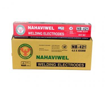 NAHAVIWEL Welding Electrodes NB-421