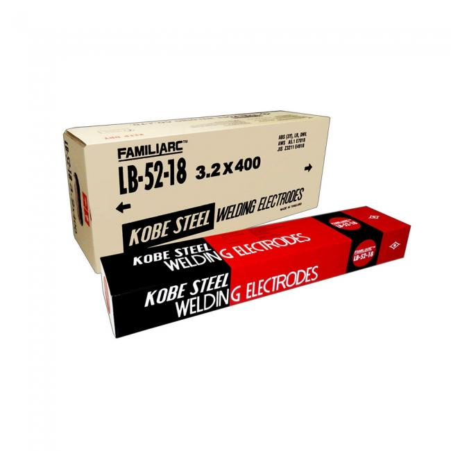 Que hàn thép có độ bền cao Kobe LB-52-18