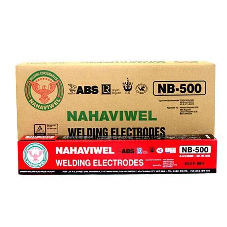 Que hàn điện Nahaviwel NB-500 LOẠI 3.2 mm