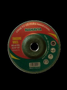 Đá mài Inox NAHAVIA 100x6x16 - A24p-BF