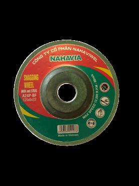 Đá mài Inox NAHAVIA 125x6x22 - A24P-BF